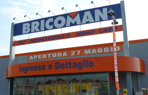 Bricoman orbassano torino ottieni indicazioni e orari for Bricoman serramenti