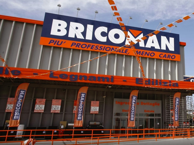 Bricoman elmas cagliari bricocentri for Bricoman elmas catalogo 2017
