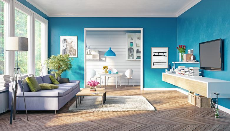 Foto Pareti Colorate : Pareti colorate colora ogni stanza bricocentri