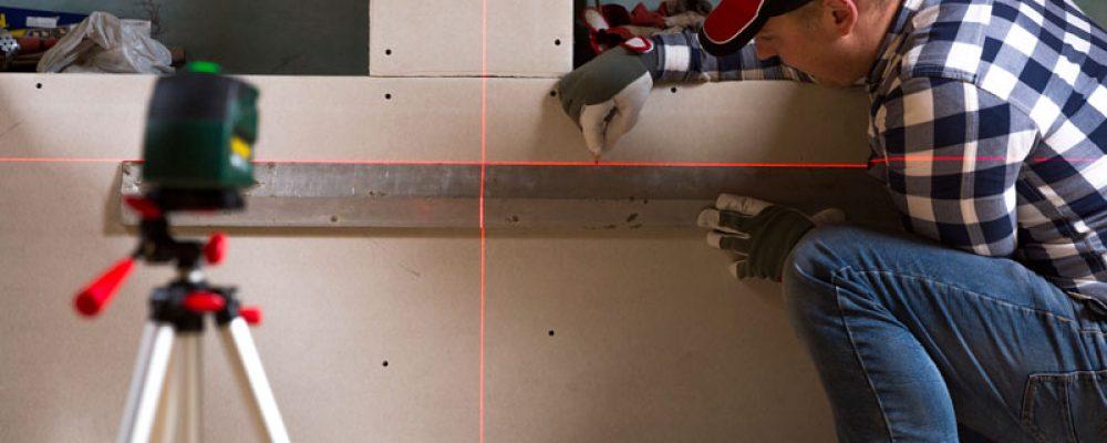 Livella laser   Come fare installazioni precise