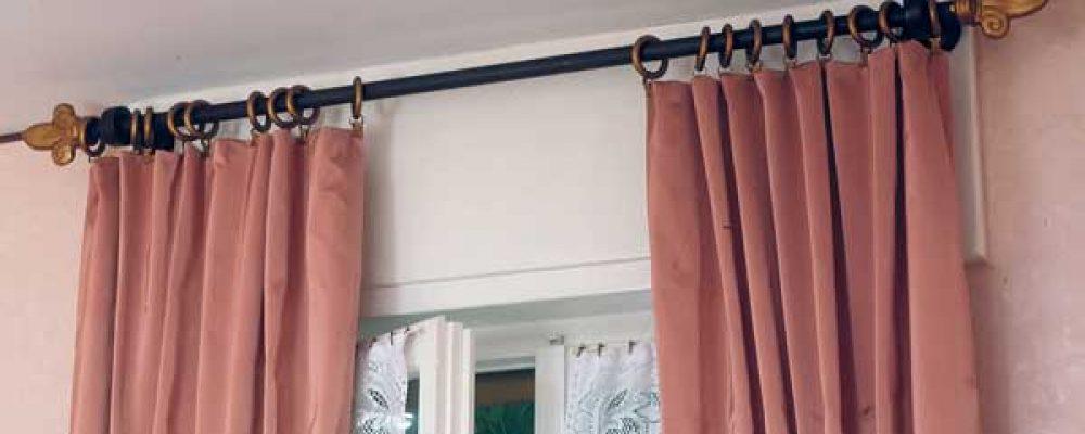 Bastoni per tende | Tipi e accessori