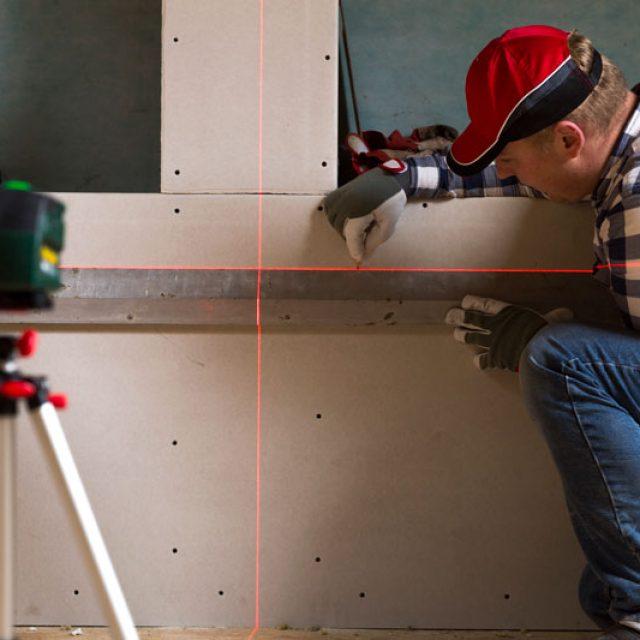 Livella laser | Come fare installazioni precise