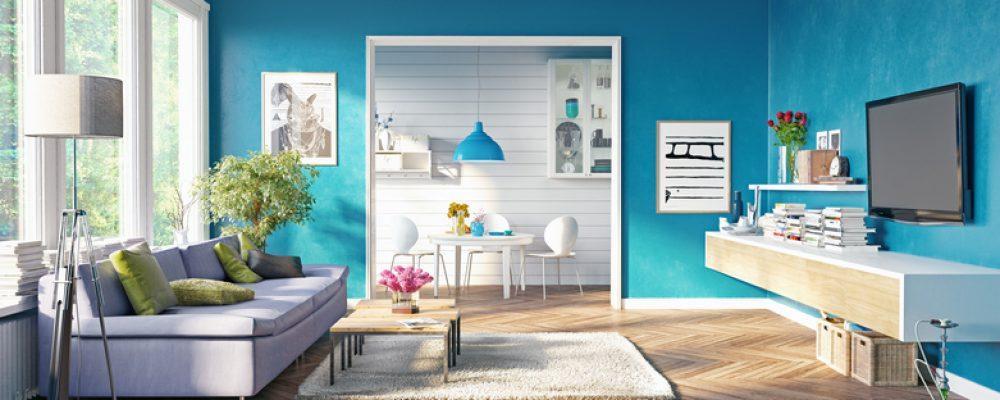 Pareti colorate | Colora ogni stanza